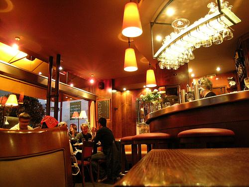 Cuando la aventura nace en un Café, todo sale bien